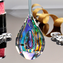 Cristal люстр люстры призмы запчасти хрустальные люстра довольно de подвески дом