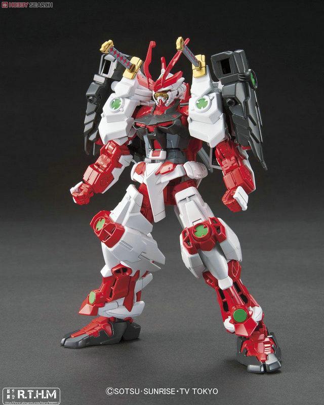 Gundam Build Fighter Bandai HGBF 007 Sengoku Astray 1/144 Gundam hobby model building toys kids bandai bandai gundam model sd q version bb 309 sangokuden wu yong bian xiahou yuan battle
