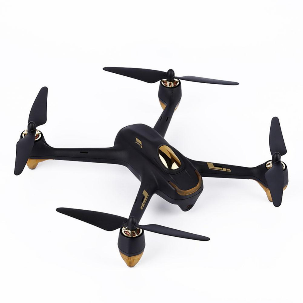 GPS-Based Navigation H501S Drone Quadcopter Helicopter HD Camera Black
