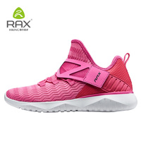 Rax 2018 Autumn Winter Latest Women Walking Shoes Breathable Light Weight Jogging Shoes Female Jogging Shoes Outdoor Sports 478W