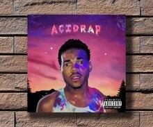 QUANLEINONG G 674 Chance Rapper Acid Rap Music Album Poster