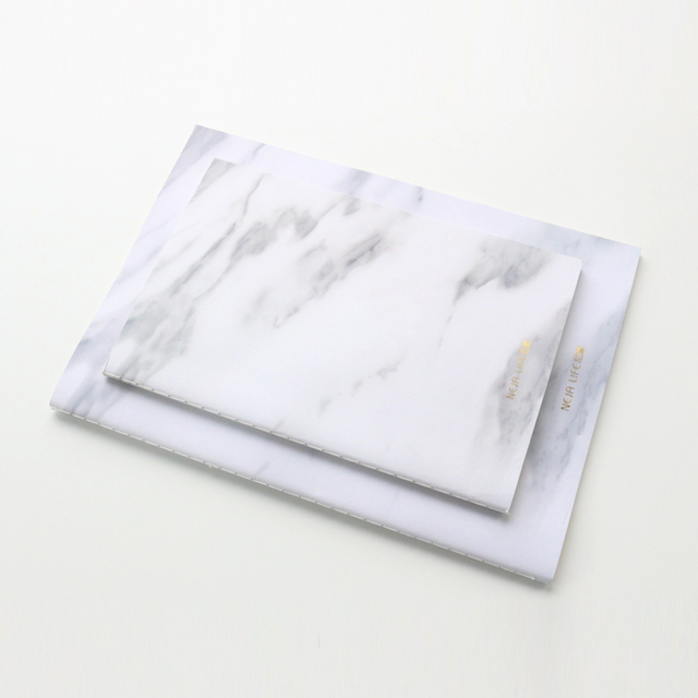 new classic creative marble pattern office school composition