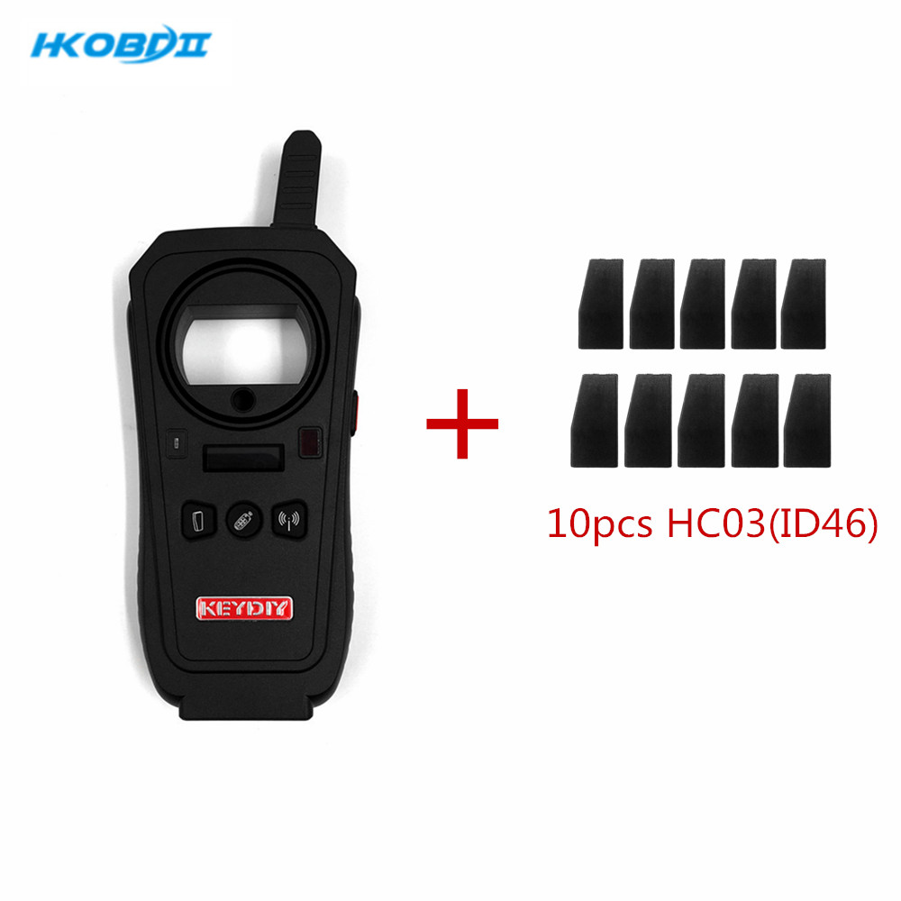 Image 3 - HKOBDII KEYDIY KD X2 KD X2 Remote Generator/ Chip reader / frequency Better than KD900 URG200 KD Mini Support Update Online-in Auto Key Programmers from Automobiles & Motorcycles