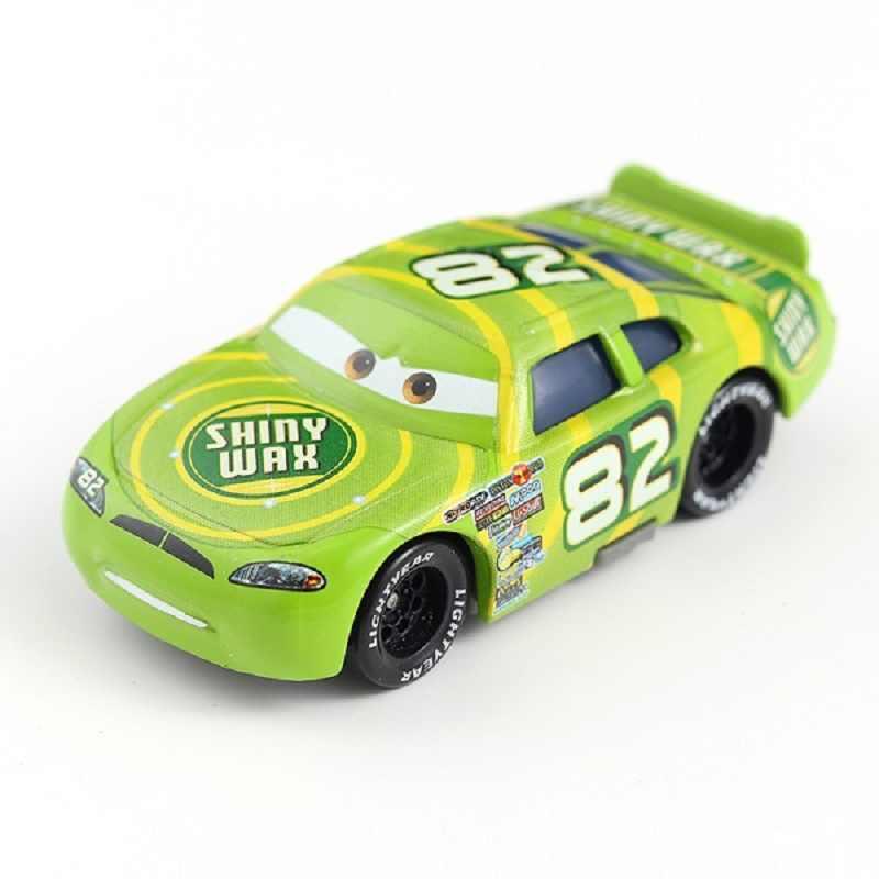 Disney Pixar Cars 2 Lightning McQueen Mater Jackson Badai Ramirez 1:55 Diecast Logam Paduan Model Mobil Mainan Gratis Pengiriman