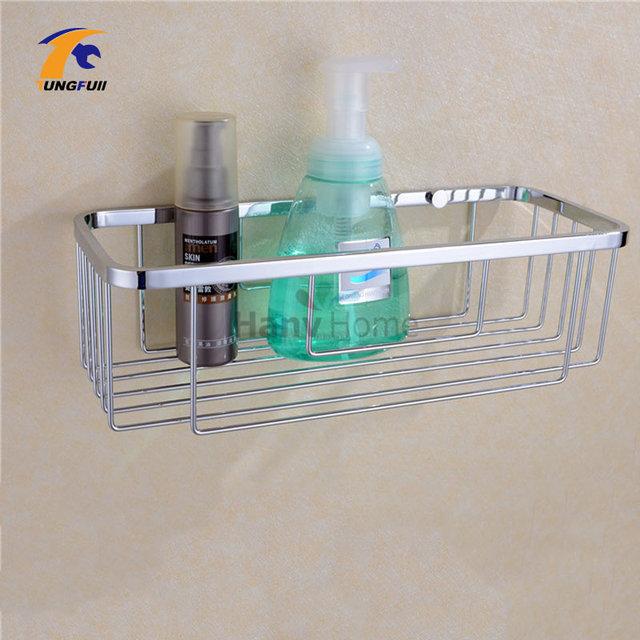 AODEYI Bathroom Accessories Stainless Steel Wire Corner Shelf ...