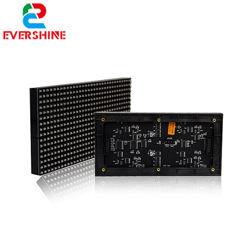 Free shipping P6 LED module 192*96mm 32*16pixels 1/8 Scan Indoor SMD3528 3in1 P6 RGB full color led module panel p3 indoor smd 3in1 full color led panel display module 1 32 scan 192 192mm without mask high quality