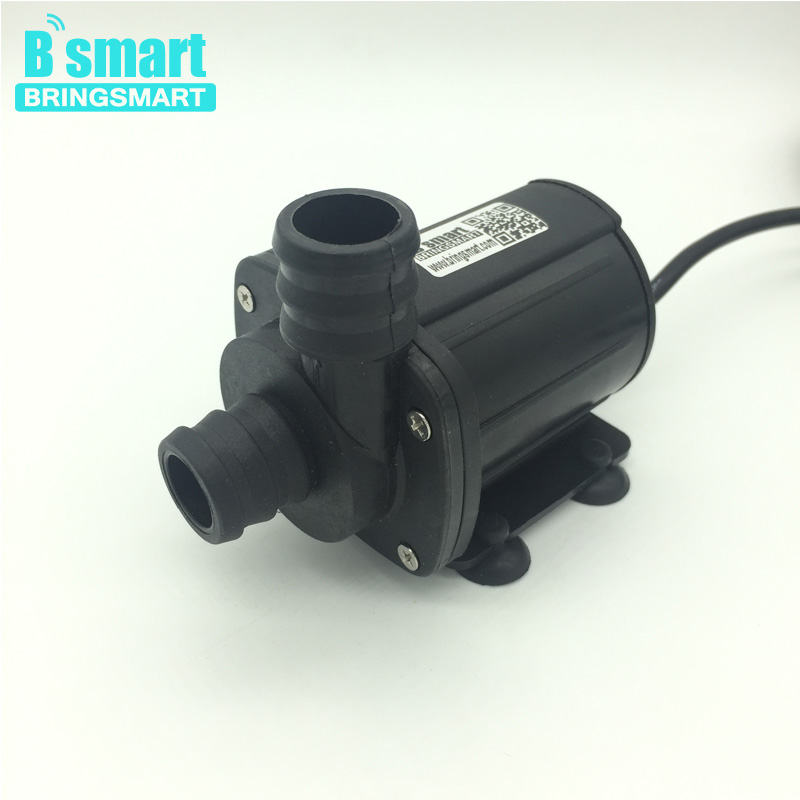 Free Shipping JT-1000A 3 Phase Brushless Dc Water Pump 12V 24V Submersible Pump With 1400L/H-2000L/H For Booster Pump Or Marine bringsmart jt 280at 12v dc brushless submersible water pump 24v circulating computer cooling pumps free shipping