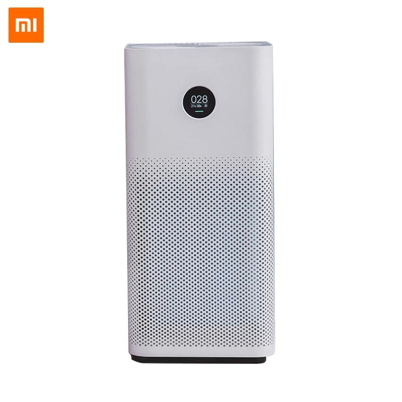Xiaomi Mi Air Purifier 2S MIJIA Formaldehyde Cleanner Automatic Home Air Fresher Smoke Detector Hepa Filter