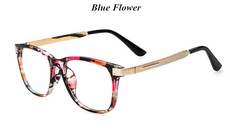 fe79a94a884 ... BOYEDA New High Quality Metal Female Grade Glasses Frame Eyeglasses  Vintage Men Women Optical Computer Spectacle