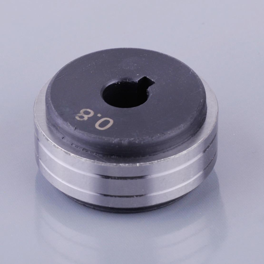 LETAOSK 0,6-0,8 Mig-schweißgerät Drahtvorschub Antriebsrolle Ersatzteile Kunrled-Nut. 030