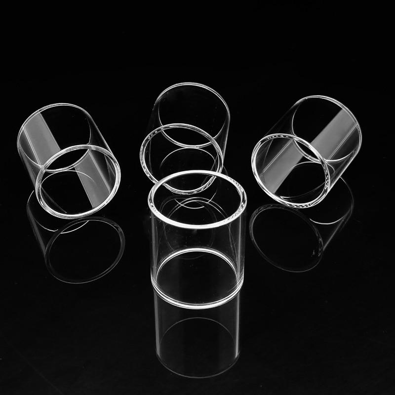 JVSURF 3pcs/lot Replacement Glass Tube For OBS Engine Mini Engine RTA Crius Plus Crius 2 RTA ACE Pyrex Replacement Glass Tube