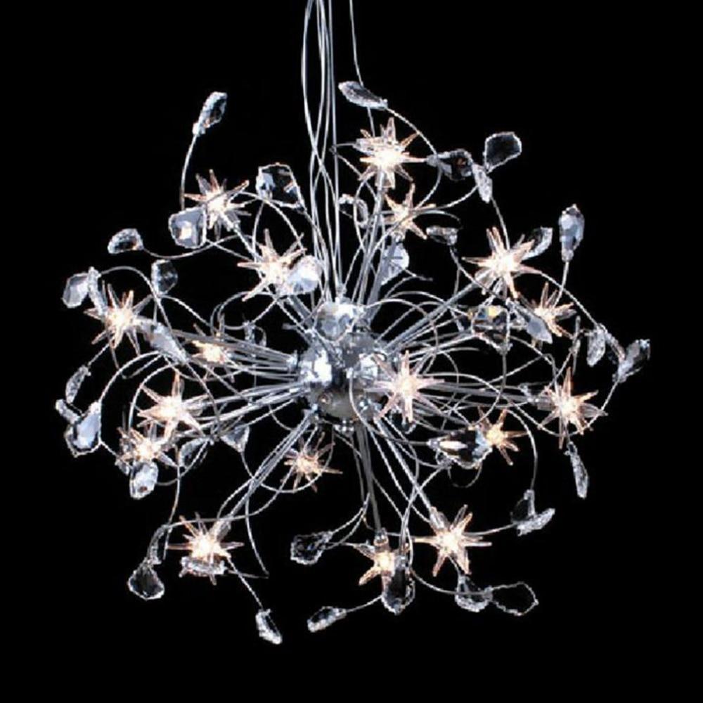 Ac110v 220 v art deco luminarialustre moderna l mpara de - Lamparas arana modernas ...