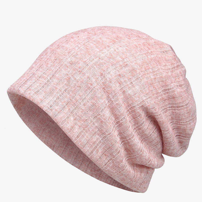 2018 New Female Spring Summer   Skullies     Beanies   Women Neck Scarf Hat Double-use Headwear Breathable Turban Hats Casual Girls Cap