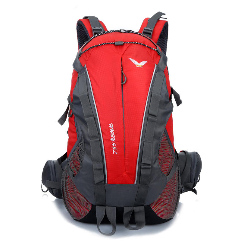 ФОТО 2016 45L New Professional Waterproof Travel Tourism Backpack Trekking Bag Men and Women Casual Rucksack Luggage Bag GJ-D16