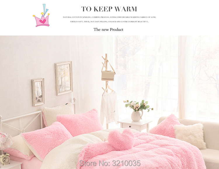 HTB1B1BqmTnI8KJjSszgq6A8ApXa8 - Velvet Mink or Flannel 6 Piece Bed Set, For 5 Bed Sizes, Many Colors, Quality Material