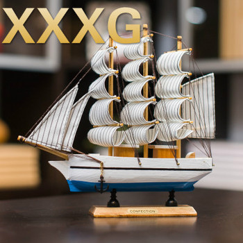 XXXG / creative handicraft decoration home decoration defunct canteen-adding model Sitting room office study furnishing articles