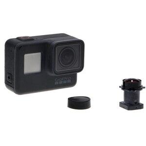 Image 3 - JINSERTA Gopro 6/5 Lens 170 graden groothoek lens Vervanging Camera voor Gopro Hero 6/5 Black Go Pro action camera