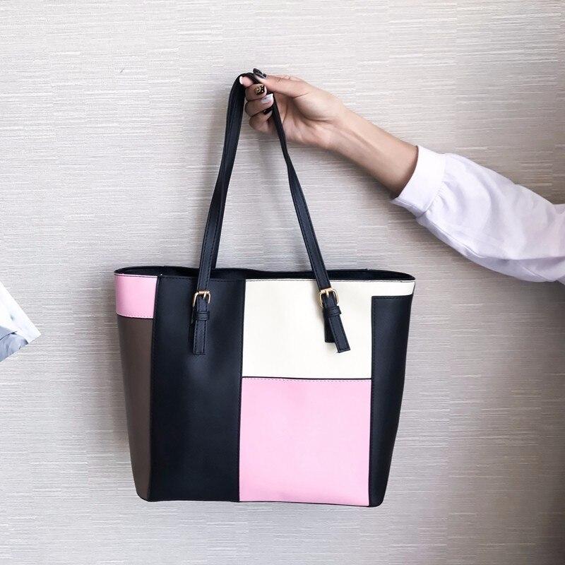 Female PU Color Leather