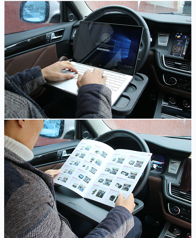 Automobiles & Motorcycles Car Desk Coffee Holder Laptop Computer Table Steering Wheel Universal Portable Eat Work Drink Seat Auto Accessories At All Costs