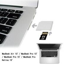 Адаптер Microsd для Macbook Air, карта памяти MicroSD TF на SD, портативный конвертер