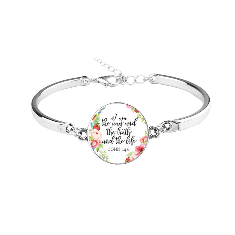 HB26 write english love you forever love round shape send with bag 925 silver women bracelet for love gift sophie love for now and forever