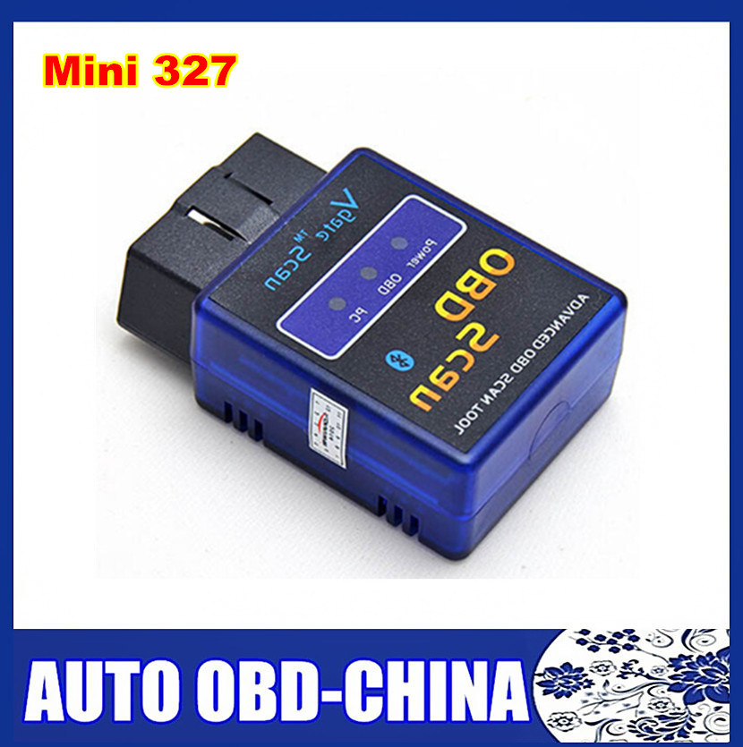 2018 best quality elm 327 mini bluetooth obd ii obd2. Black Bedroom Furniture Sets. Home Design Ideas