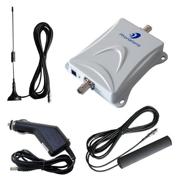 Nuevo 2013 vehículo GSM900Mhz móvil amplificador de la señal del teléfono celular booster car uso repetidor inalámbrico