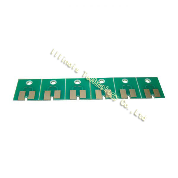 printer parts One-time Chip for Mimaki JV33 SB52 Cartridge 6 colors CMYKLCLM