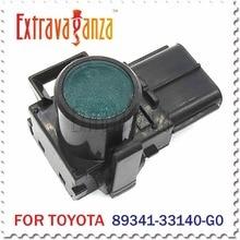 1 pcs 89341-33140-G0 8934133140 Car PDC Parking Sensors For Toyota Land Cruiser Sequoia LX570  2006-2011