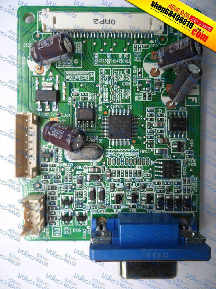 Free Shipping> LE1711 logic board ILIF-176 493171300100R driver board-Original 100% Tested Working free shipping ptfbhf 19rw logic board ilif 020 490741300100r driver board motherboard original 100% tested working