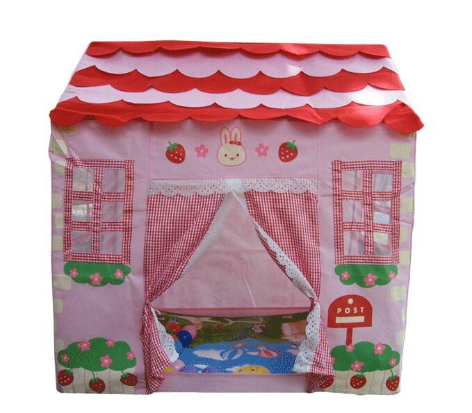 Livraison gratuite certification CE bébé playhouse jouet jeu maison enfant début d'apprentissage jouet enfant tente