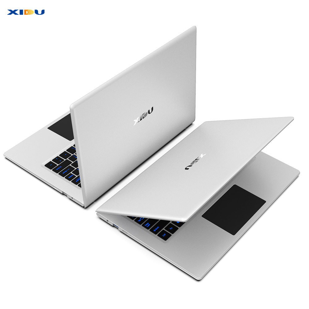 "Image 5 - XIDU 12.5"" Windows 10 Laptop 2560x1440 IPS Display 6GB Intel Celeron N3450 Notebook 2.4G/5G WiFi with 128GB Micro SD Slot-in Laptops from Computer & Office"