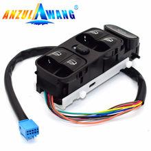 Interrupteur de fenêtre de contrôle de puissance, pour MERCEDES classe C W203 C180 C200 C220 2038200110 A2038200110 2038210679, nouveau