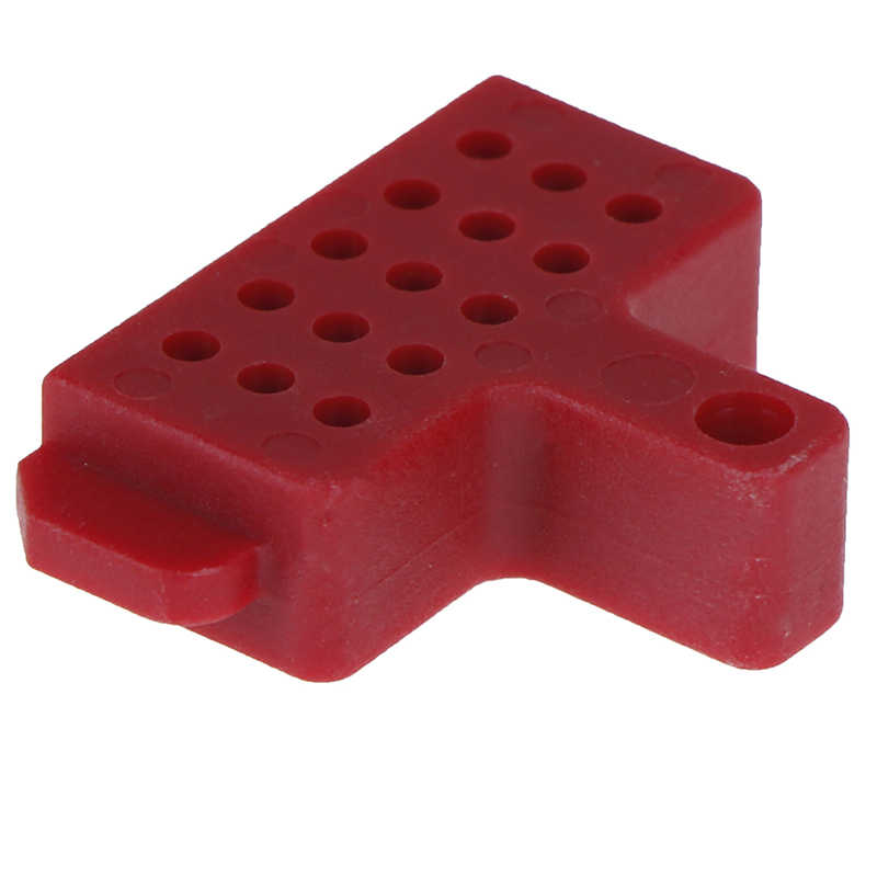 4*3*1cm Plastic Hydraulic Disc Brake Bleed Spacer brake system Bleed Tool
