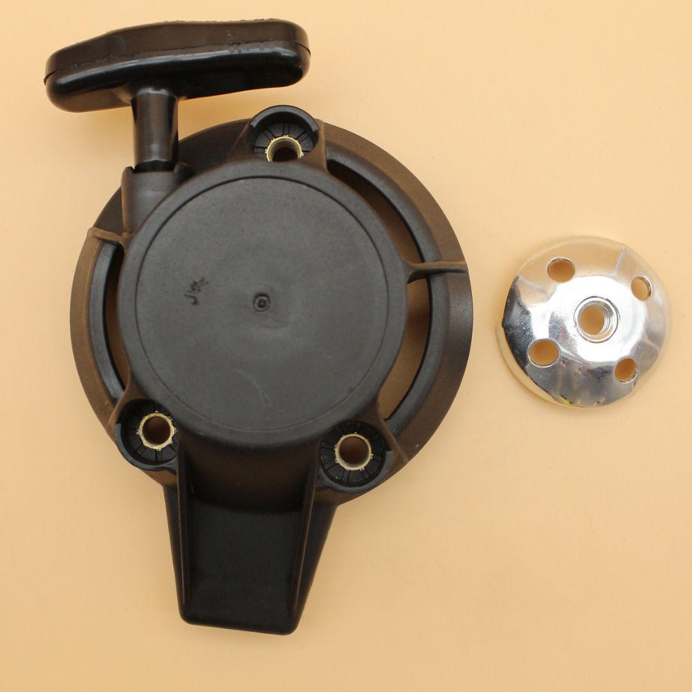 Recoil Starter Start Assembly w/ Pulley For HONDA GX24 <font><b>GX25</b></font> GX 24 25 4-Stroke Engine Motor Trimmer Lawnmower 28400-Z0H-003 image