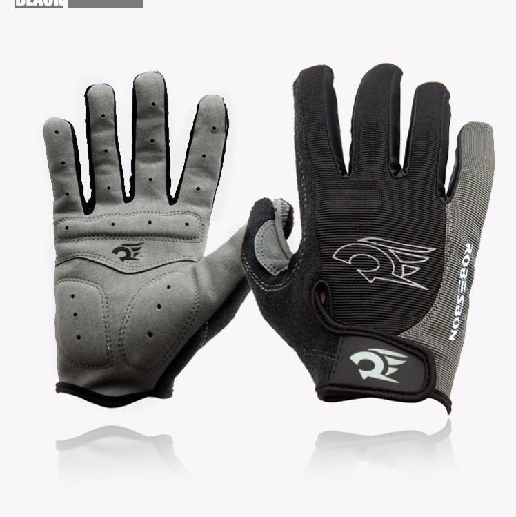 Riding New GEL Full Finger Men Cycling Gloves Slip mtb Bike/Bicycle Guantes Ciclismo Racing Sport Breathable Shockproof spakct bike cycling men s gloves winter full finger gloves bike bicycle guantes ciclismo racing outdoor sports black new motor