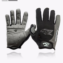 Riding New GEL Full Finger Men Cycling Gloves Slip mtb Bike/Bicycle Guantes Ciclismo Racing Sport Breathable Shockproof