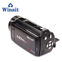 Winait HDV-V7 digital video camera with 3.0 inch LCD 270 degree rotation