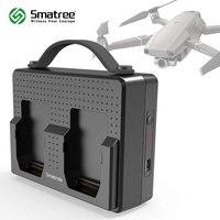 Smatree Portable Charging Station Compatible with DJI Mavic 2 Pro Batteries|Digital Batteries| |  -