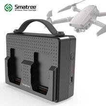 Smatree Портативный зарядная станция Совместимость с DJI Mavic 2 Pro батареи