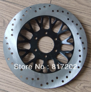FREE SHIPPING OEM QUALITY FRONT DISK BRAKE GN250 59211-45200 GN400 GN 250 400 GS250 GS450 BRAKE DISC / ROTOR