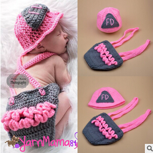 016 Latest Crochet Baby Hats Photo Props Animal Designs Infant Baby  Photography Porps Costume Knitted Hat Caps a9de1644fa4