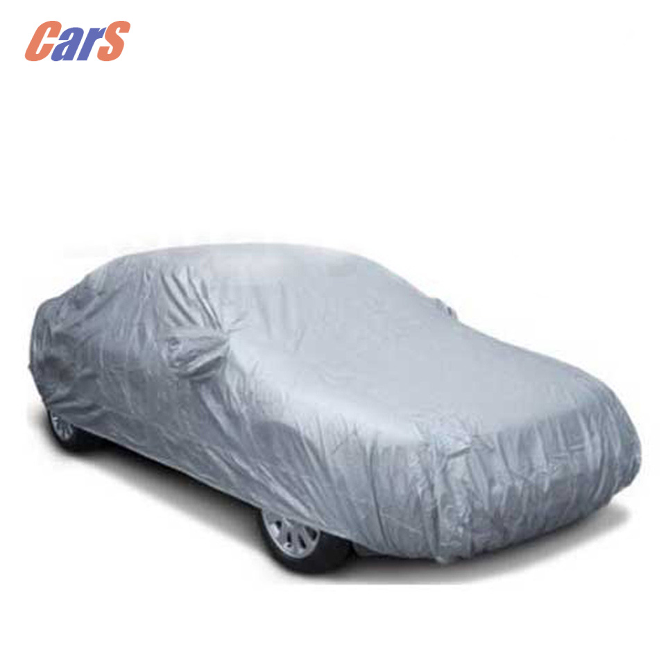 Durable Car Covers Car Sunshade Sunproof Dust proof Rain Resistant Protective Cover for Most Cars