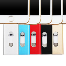 Kismo металла I-Flash Drive 32 ГБ mini-usb накопитель/OTG USB флэш-накопитель для IPhone X 8/7/6/5/Pad USB 2.0 stick Бесплатная доставка