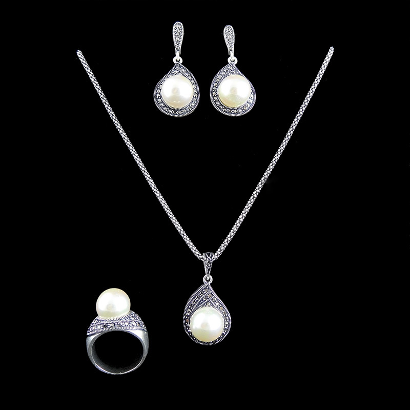 Cheap Pearl Necklace Sets: Online Buy Wholesale Pearl Necklace Set From China Pearl