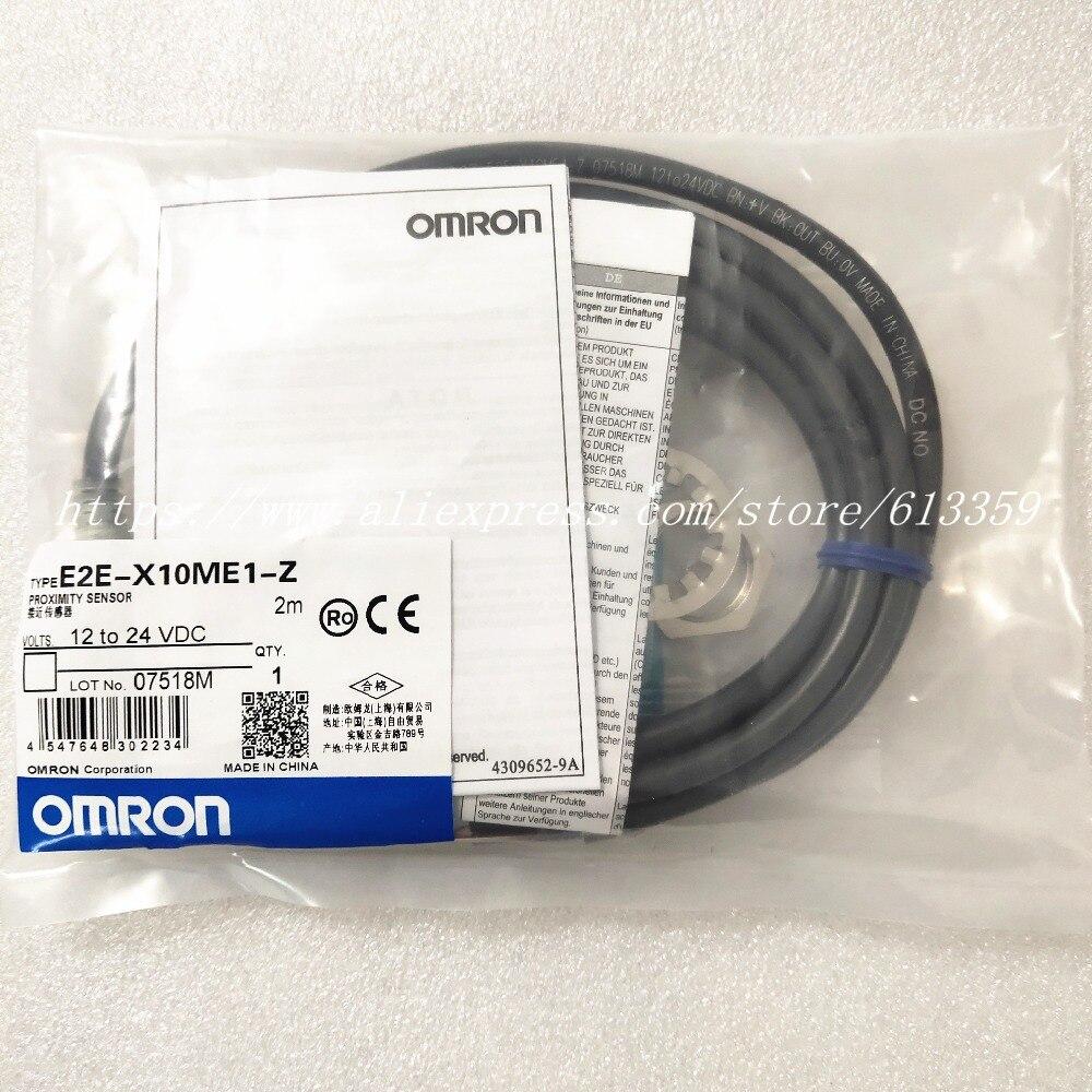 ONE NEW Omron proximity sensor proximity sensor E2E-X10MF1