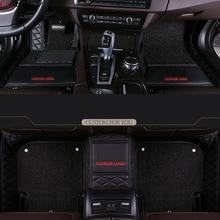 Car Believe car floor mats For land rover Range Rover Sport defender discovery 3 4 freelander 2 evoque accessories carpet rug недорого
