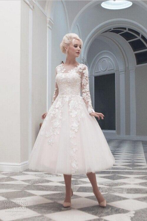 Свадебные платья романтик