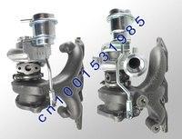 49131 05060/49131 05160/8602932/8602933 TD03 Twin Turbo/biturbo для Mercedes Benz V olvo S80, XC90 2,9 T с N3P28FT, B6284T/B6284T2 двигателя