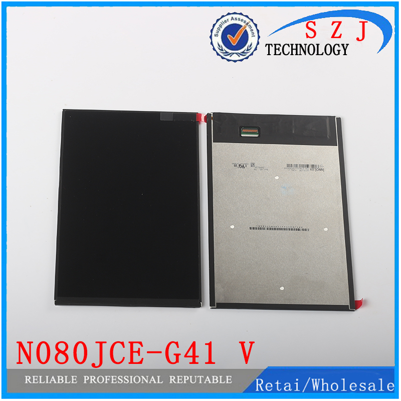 Original 8'' inch case For Lenovo S8-50 S8 50 inner LCD display screen Module Replacement N080JCE-G41 V Free shipping at102tn03 v 8 at102tn03 v 9 byd na zhi jie 10 2 inch lcd screen display